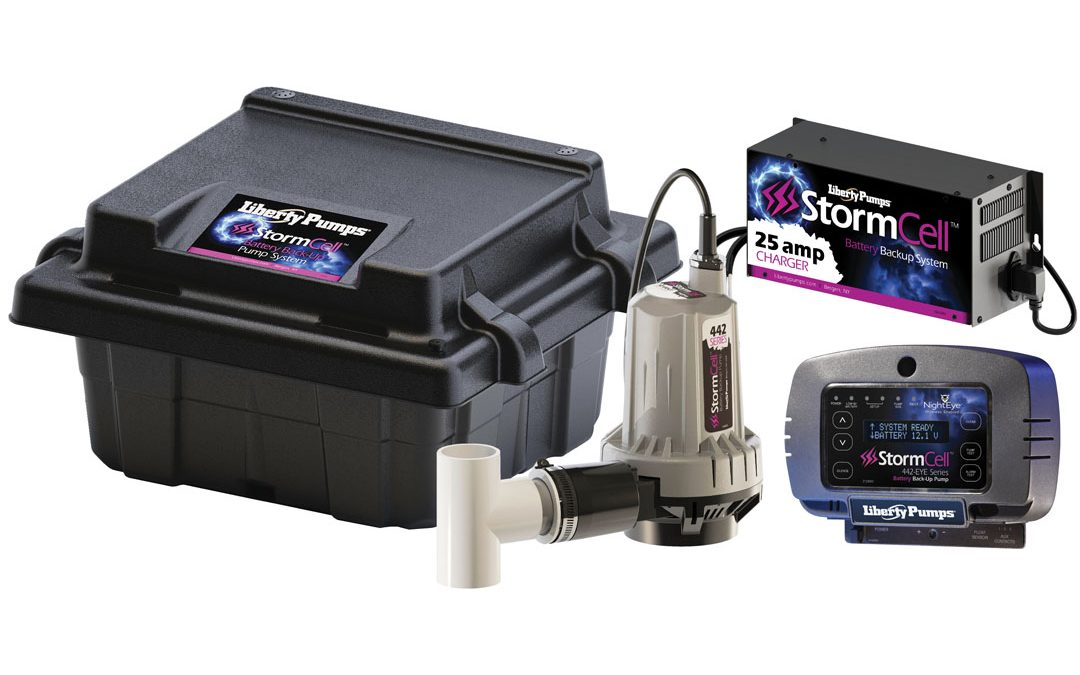 Liberty Pumps Stormcell Battery Back Up