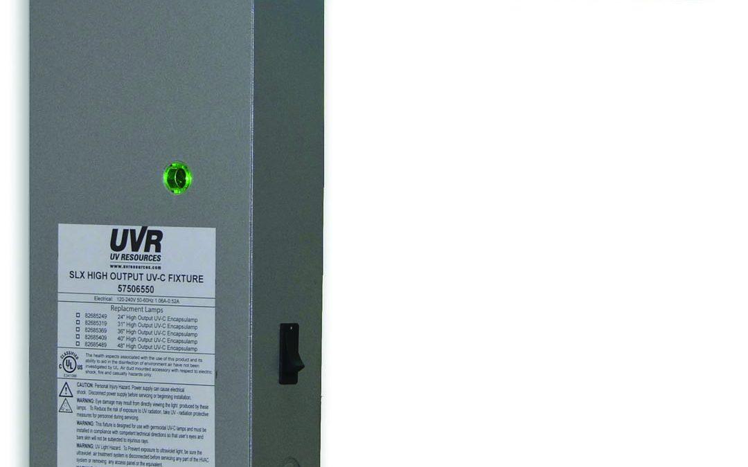 SLX High Output Ultraviolet Fixture