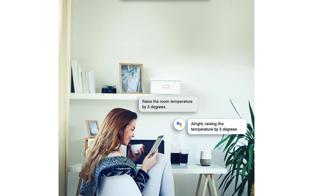 Fujitsu General Mini-Splits with Google Assistant