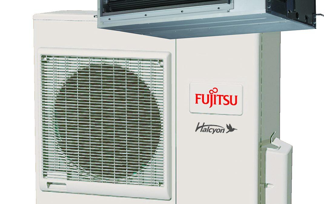 Fujitsu Introduces Mini-Split Medium Static Pressure Duct Units