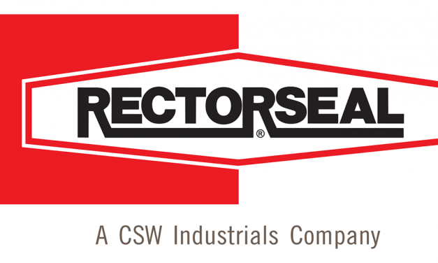 RectorSeal Names Rhodes & Stafford its Representative for Mid-Atlantic States