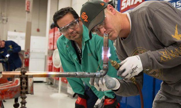 Reversing the Industry's Depletion of Basic Plumbing Skills