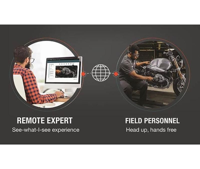 """Epson Announces Moverio Assist: """"See-What-I-See"""" Remote Assistance Solution"""