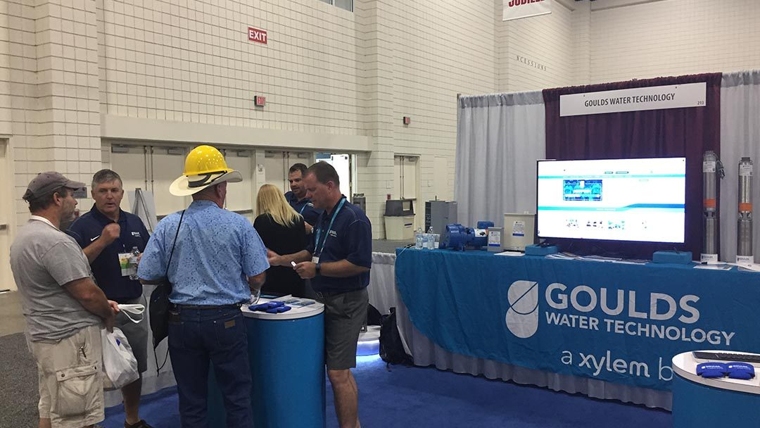 Xylem Watermark and Goulds Water Technology team-up at Jubilee 2019
