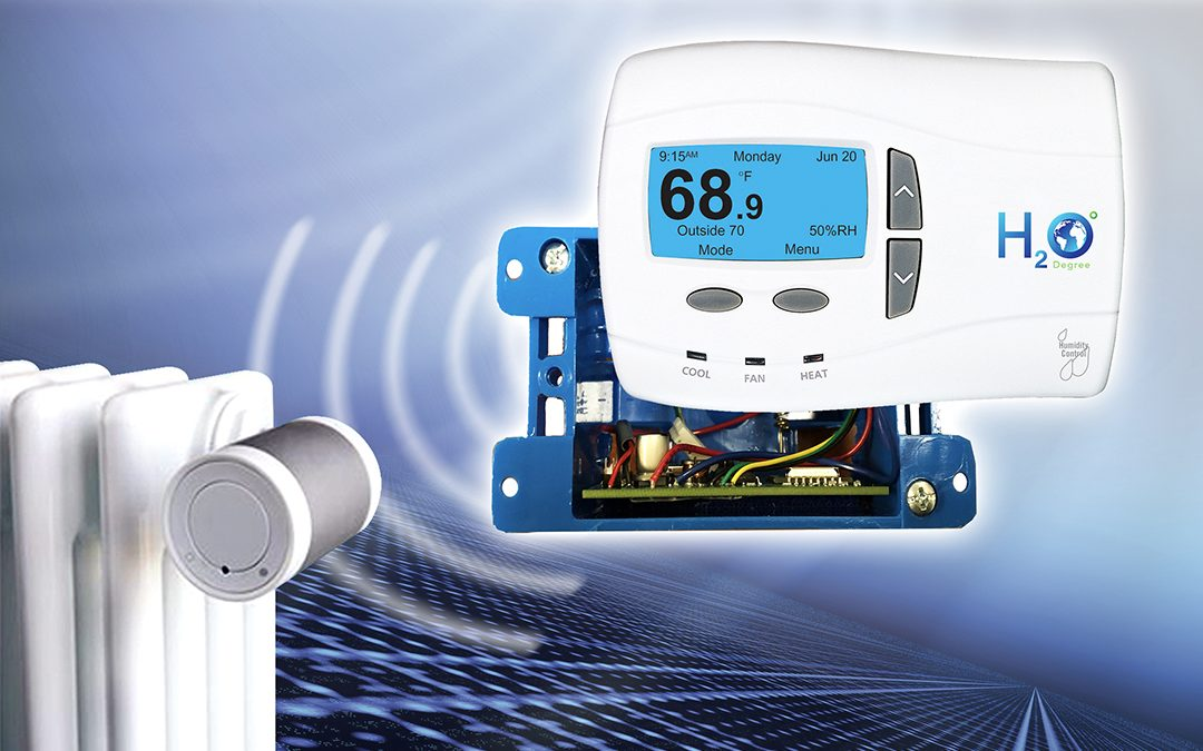 H2O Degree Integrates Energy-Harvesting Radiator Controls into Energy Submetering System
