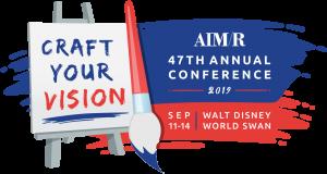 AIM/R 47th Annual Conference @ Walt Disney World Swan Resort