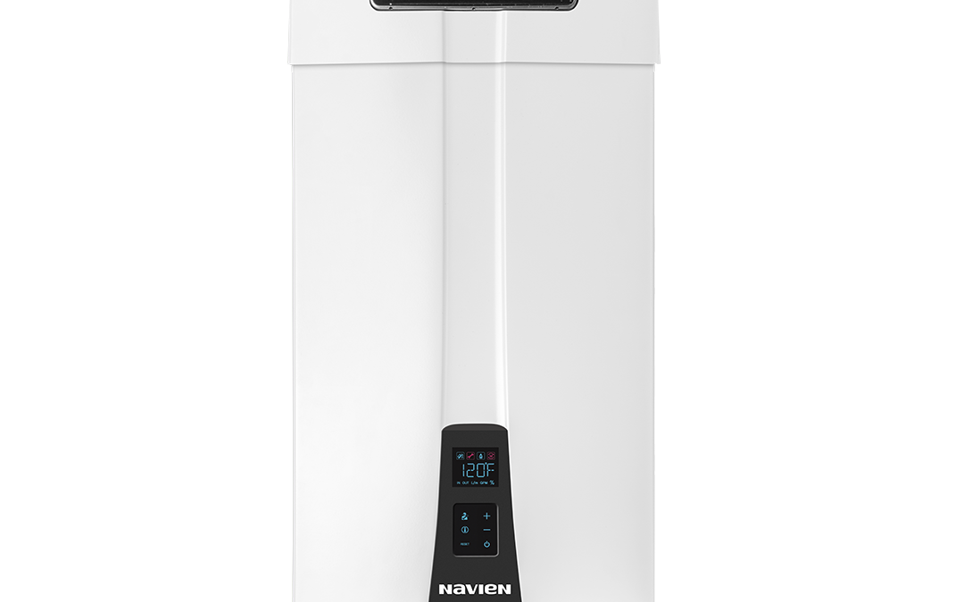 Navien Reinvents Non-Condensing Tankless with NPN Series