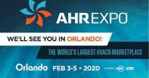 AHR Expo 2020 @ Orange County Convention Center