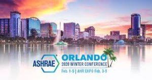 ASHRAE Winter Conference @ Orange County Convention Center
