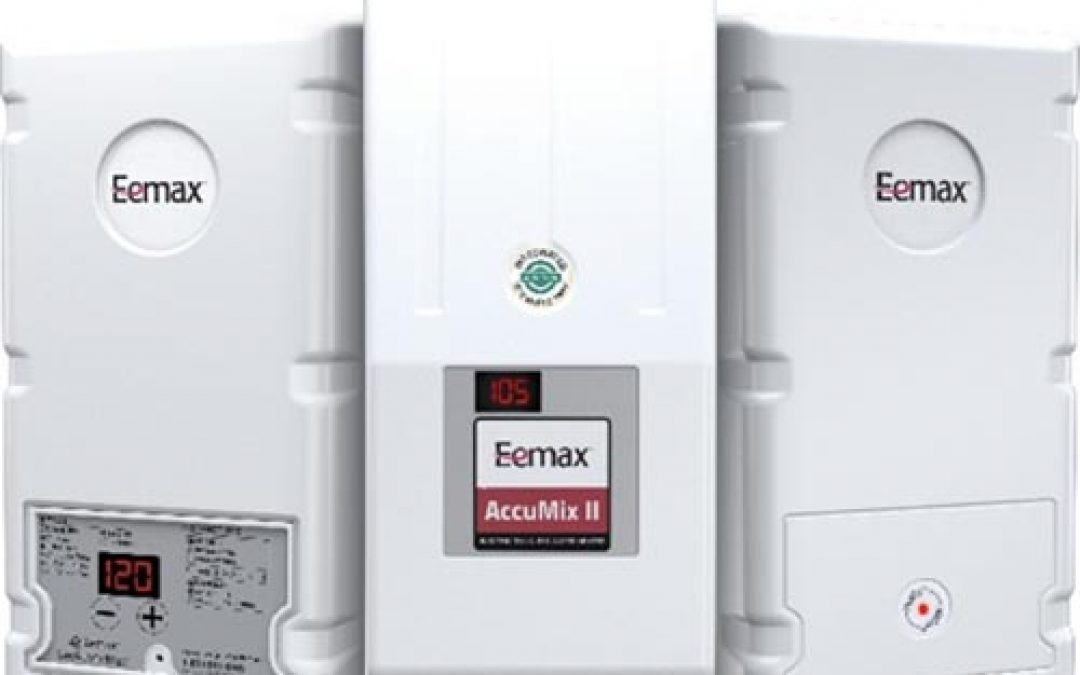 Eemax® Tankless Electric Water Heaters Handwashing Technology
