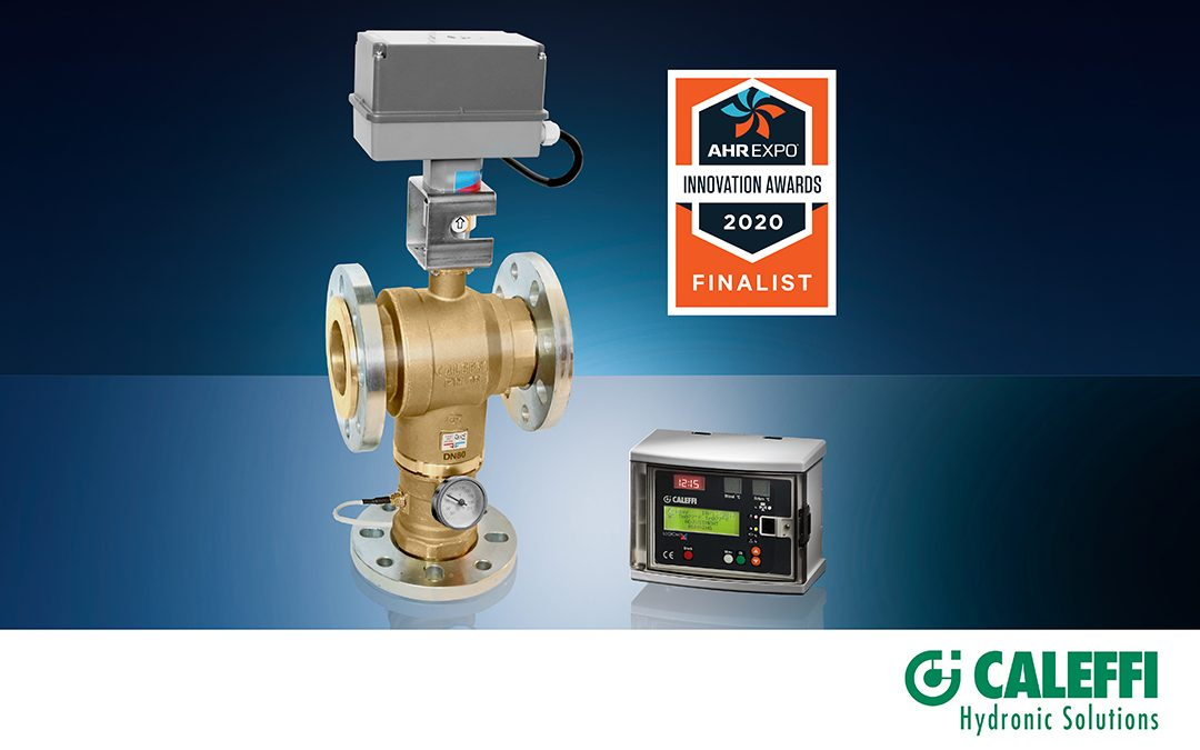 Temperature Control and Maximum Flow with LEGIOMIX® Flanged