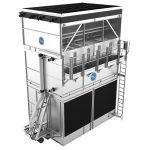 Balitmore Aircoil Company HXV Hybrid Cooler