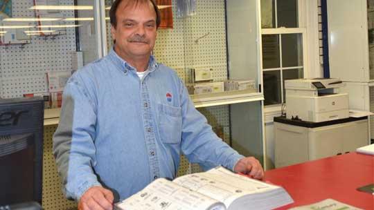 At the Counter… Alan O'Bryan at R.E. Michel