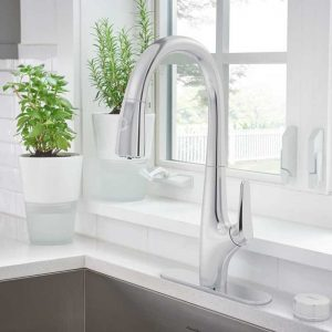 American Standard Filtered Kitchen Faucet