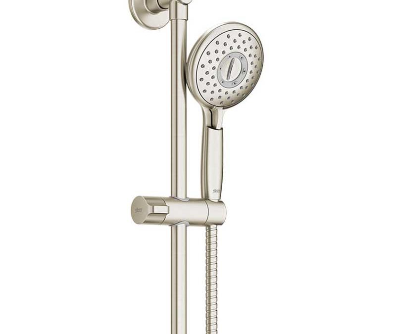 American Standard Filtered 4-Spray Hand Shower Rail System
