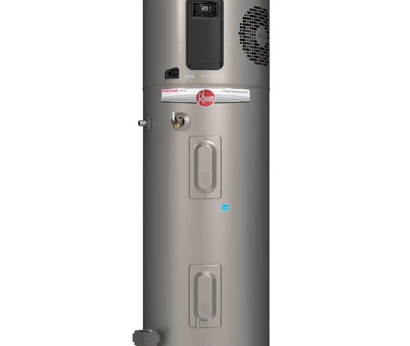 Rheem Unveils All-New Proterra Hybrid Electric Water Heater