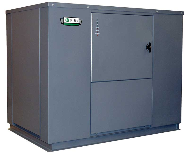 A. O. Smith commercial heat pumps