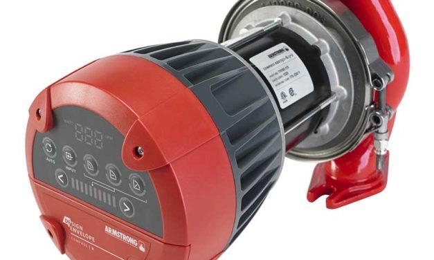 Armstrong's New High Efficiency Circulators