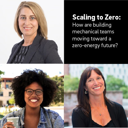 """Panel of Sustainable Building Experts to Deliver """"Scaling to Zero"""" Webinar by REHAU"""