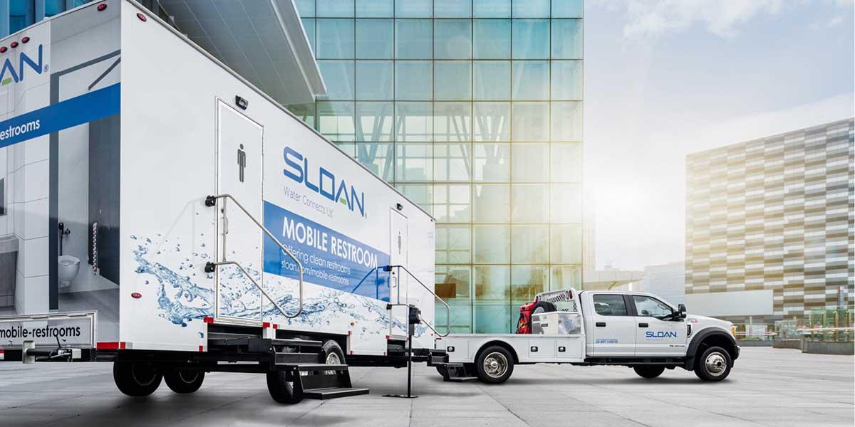Sloan Mobile Restrooms