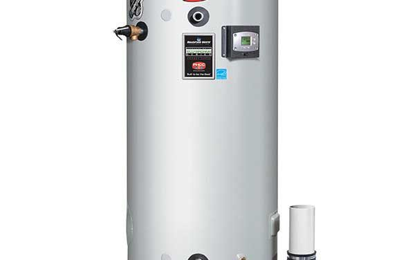 Bradford White Commercial Water Heater's New BMS and Modulation Technologies