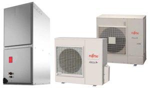 Fujitsu Multi-Position Air Handler