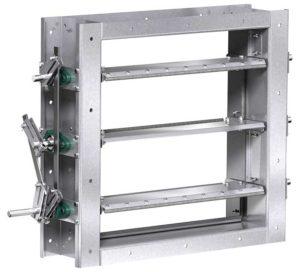 Greenheck Industrial High Temperature Control Damper