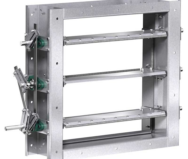 Greenheck Industrial High Temperature Control Dampers