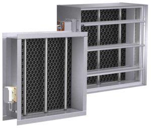 Greenheck AMD Air Measuring Dampers