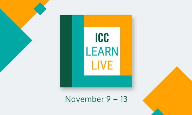 ICC Learn Live – A Virtual Education Summit from the International Code Council