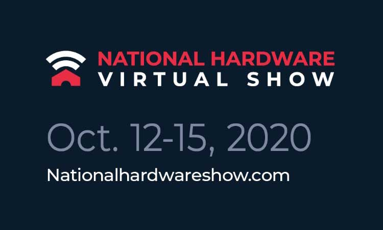 National Hardware Virtual Show – Registration Now Open