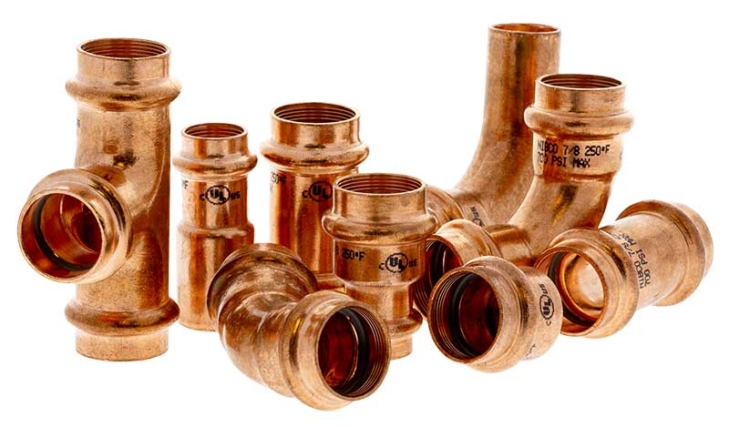 NIBCO PressACR Fittings