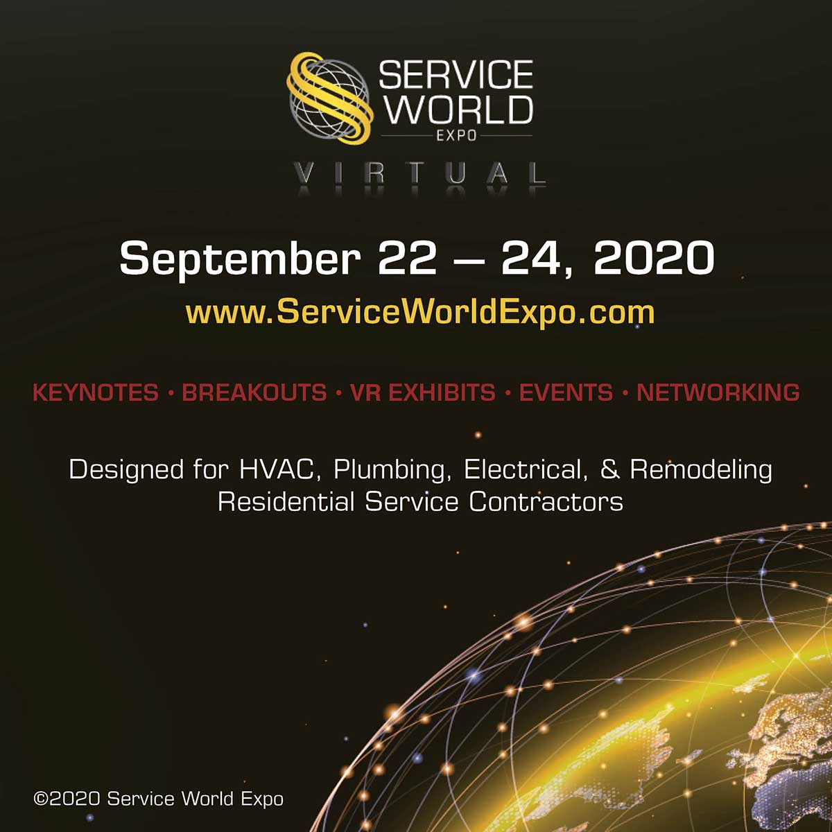 Service World Expo Virtual 2020