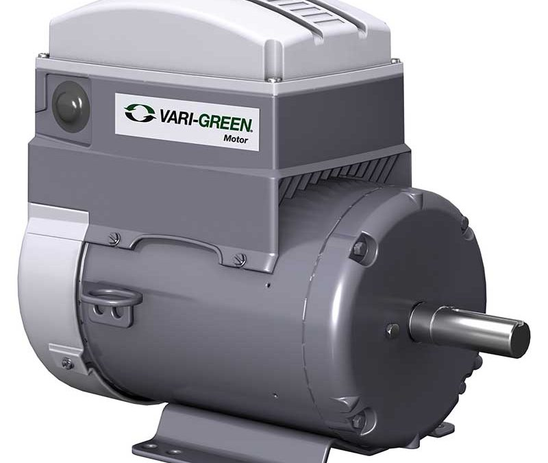 Greenheck Three-Phase Vari-Green Motors