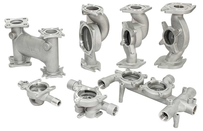 Stainless Steel Investment Castings from Taco Family of Companies