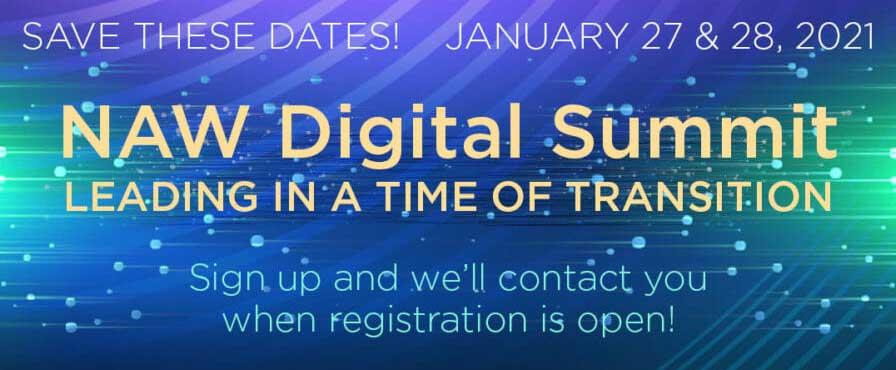 NAW 2021 Digital Summit