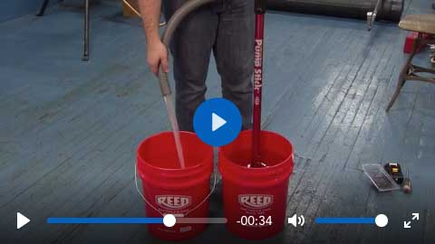 REED Pump Stick videos