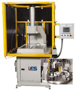 iES Electric Upcut Tube Saw