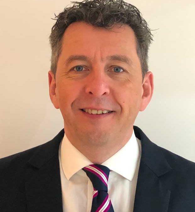 Simon Allan of Armstrong Fluid Technology