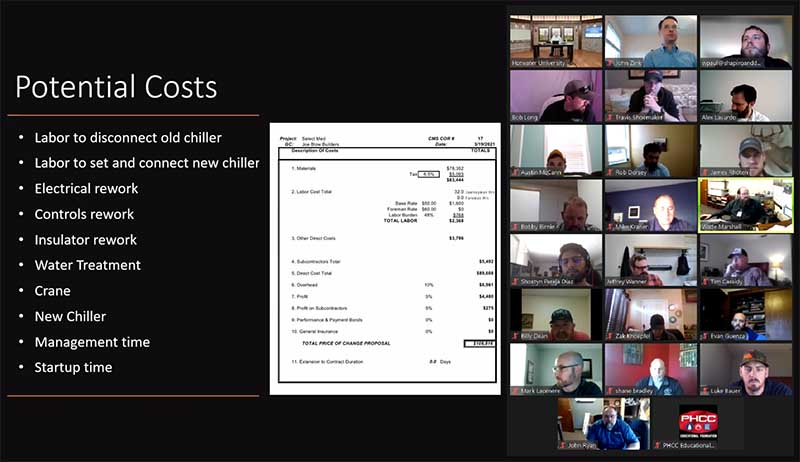 PHCC Essentials Class Group Presentation
