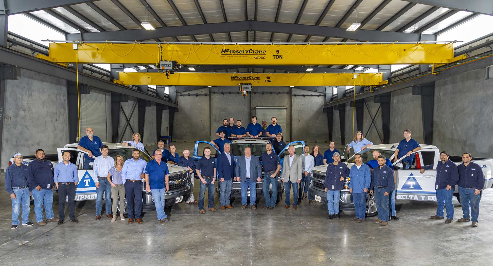 EVAPCO, Inc. Selects Delta T Equipment as Commercial HVAC Representative in Southeast Texas