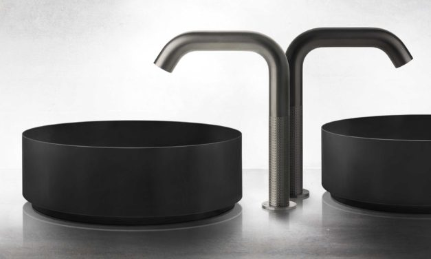 Hands-Free, High Fashion Faucets
