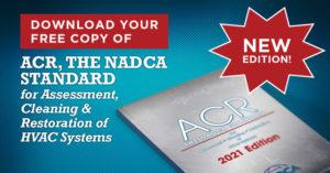 ACR the NADCA Standard