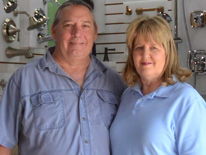 Port City Plumbing Supply David and Tammy Morrison