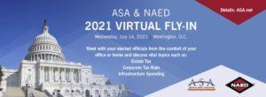 ASA & NAED 2021 Virtual Fly-in