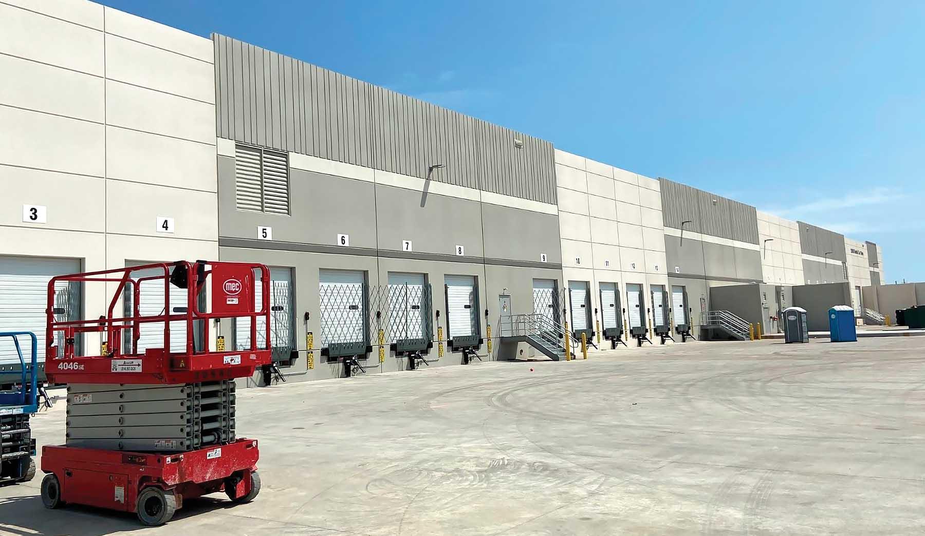 Oatey Co. Distribution Center