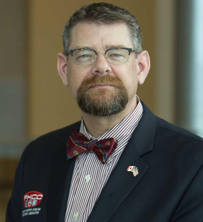 Michael R. Copp of PHCC