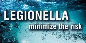 Legionella minimize the risk