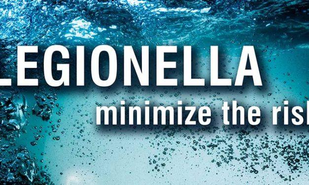 CDC Guidance at a Glance—Minimize Legionella Risk