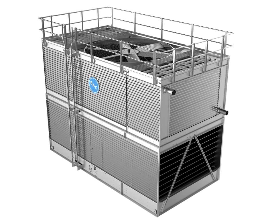 FXV3 Closed Circuit Cooling Tower